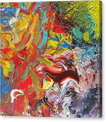 Surprise Canvas Print by Ralph White