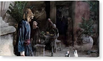 Surreal 41 Canvas Print by Jani Heinonen
