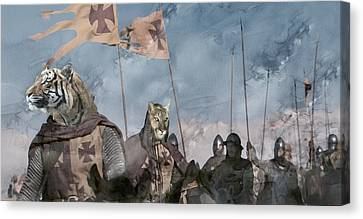 Surreal 52 Canvas Print by Jani Heinonen