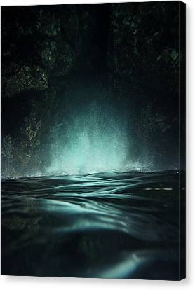 Surreal Sea Canvas Print by Nicklas Gustafsson