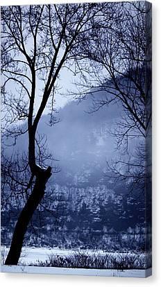 Susquehanna Dreamin... Canvas Print by Arthur Miller