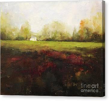 Sutton Road Farm Canvas Print
