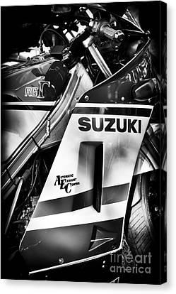 Suzuki Rg500 Canvas Print