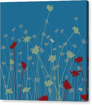 Suzy's Meadow Canvas Print