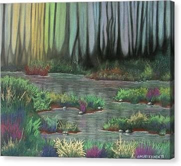 Swamp Things 01 Canvas Print