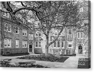 Swarthmore College Wharton Hall Canvas Print