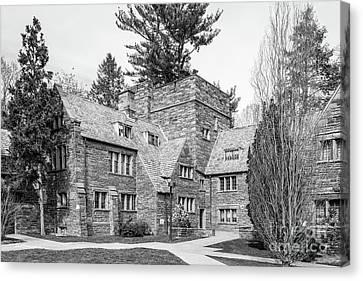 Swarthmore College Worth Hall Canvas Print
