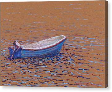 Swedish Boat Canvas Print