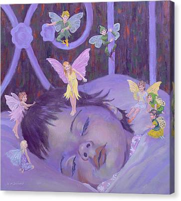 Sweet Dreams Canvas Print by William Ireland