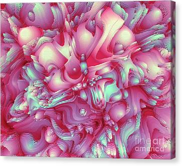 Sweet Flowers 2 Canvas Print