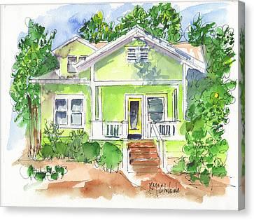 Sweet Lemon Inn Canvas Print