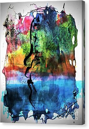 Profile Canvas Print - Sweet Lullaby by Jolanta Anna Karolska