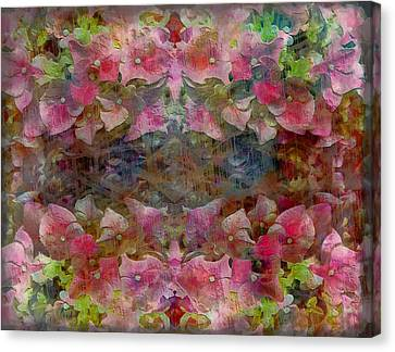 Sweet Pink Dreams Canvas Print by Dorothy Berry-Lound