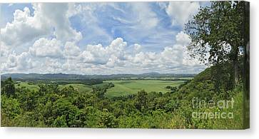 Sweet View Canvas Print by Charles Kozierok