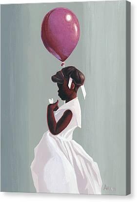 Sweetie Canvas Print