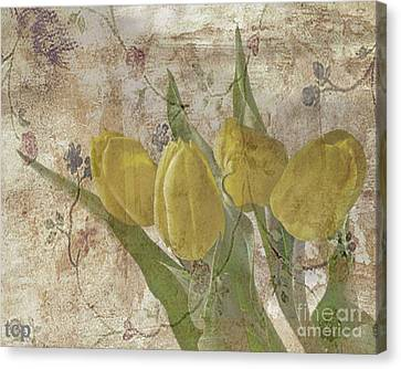 Canvas Print featuring the photograph Sweetness by Traci Cottingham