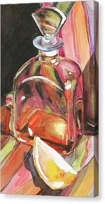 Sweetness Canvas Print by Trina Teele