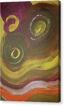 Swine Canvas Print