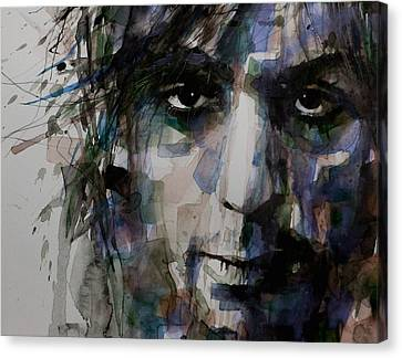 Syd Barrett Canvas Print by Paul Lovering