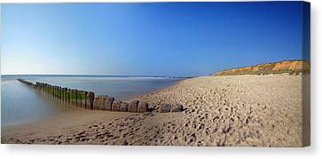 Sylt Beach Canvas Print by Marc Huebner