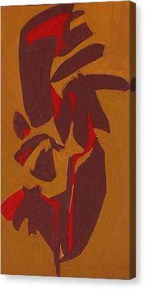Symbol Canvas Print by Andrey Soldatenko