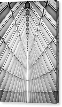Symmetry Canvas Print by Scott Norris