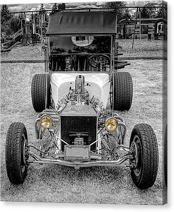 T Bucket Canvas Print by Thom Zehrfeld
