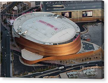 T-mobile Arena, Las Vegas Canvas Print by PhotoStock-Israel