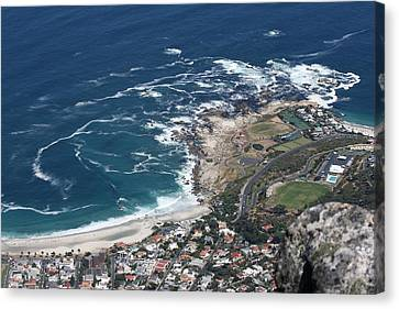 Table Mountain View Canvas Print