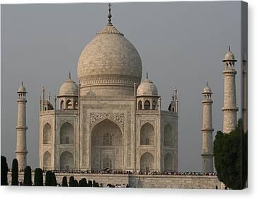 Taj Mahal Canvas Print by Andrei Fried