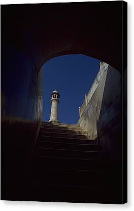 Photograph - Taj Mahal Detail by Travel Pics