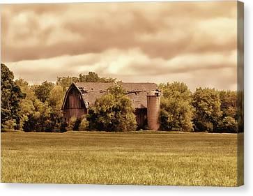 Franklin Farm Canvas Print - Take Me Home by Kim Hojnacki