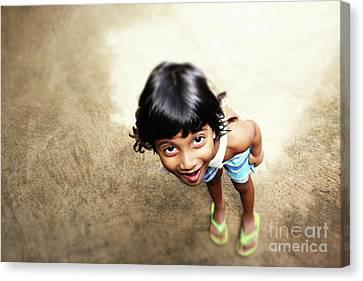 Take My Picture.. Canvas Print by Prar Kulasekara