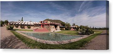 Taliesin West Canvas Print