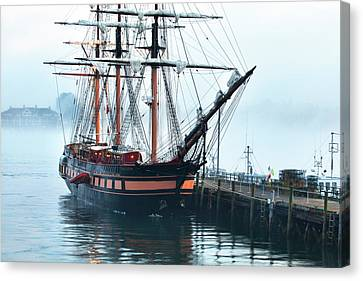Tall Ship Oliver Hazard Perry Canvas Print