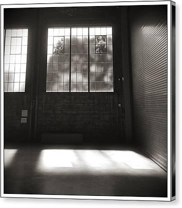 Tall Windows #3 Canvas Print by Maxim Tzinman