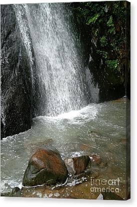 Tam Dao Falls  Canvas Print