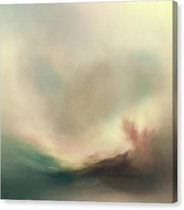 Tangent Canvas Print by Lonnie Christopher