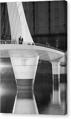 Tango Bridge Canvas Print