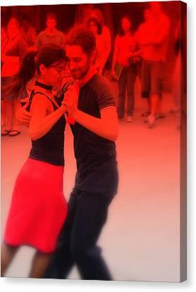 Tango Catalan Canvas Print by Funkpix Photo Hunter