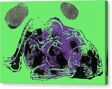 Tarbaby 3 Canvas Print