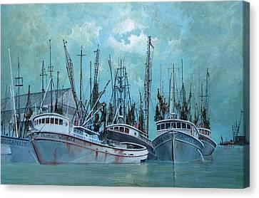 Tarpon Springs Canvas Print