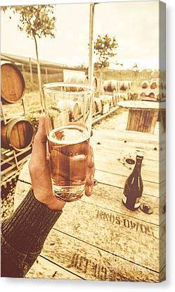 Tasmanian Ciders Canvas Print by Jorgo Photography - Wall Art Gallery