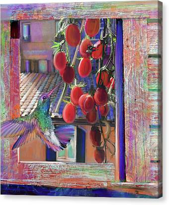 Taste Of Italy  Canvas Print