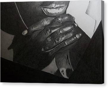 Tatum Canvas Print