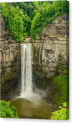 Taughannock Falls 2 Canvas Print