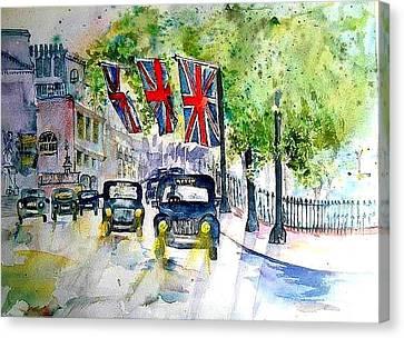Taxi? Canvas Print