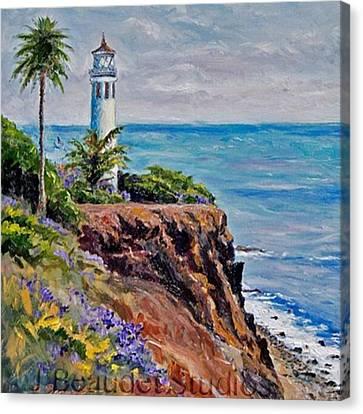 #tbt #artist#impressionism Canvas Print