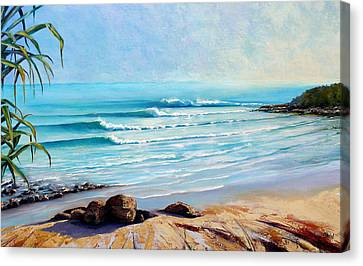 Tea Tree Bay Noosa Heads Australia Canvas Print