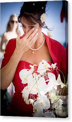 Tears Of Joy Canvas Print by Jorgo Photography - Wall Art Gallery